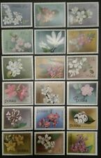 POLAND STAMPS MNH - Flowers, 1971, 1972, **