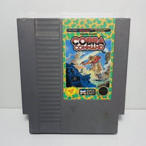 Cobra Command -- NES Nintendo Original Classic Authentic Game TESTED GUARANTEED