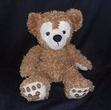 "12"" DISNEY PARKS HIDDEN MICKEY MOUSE TEDDY BEAR DUFFY STUFFED ANIMAL TOY PLUSH"