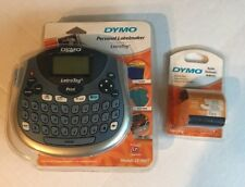 DYMO Personal Label Maker Printer LetraTag LT-100T With Refill Tape