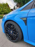 2x Ford Focus Mk3 Sidewings 3D Gelembleme nach Wunsch