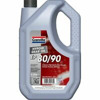 GRANVILLE TRANSMISSION OIL EP 80/90 HYPOID GEAR OIL 5 LITRE 172 TOP ITEM