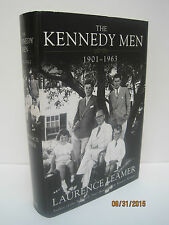 The Kennedy Men, 1901-1963: The Laws of the Father by Laurence Leamer