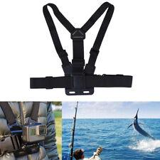 Adjustable Chest Belt Body Strap Mount Harness For Hero 2 3+ Camera JCAUB-jx