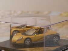 VITESSE RENAULT SPIDER WITH WINDSCREEN YELLOW ART. V98033 1:43 NEW