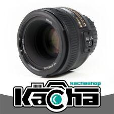 Nikon AF-S Nikkor 50mm f/1.8G Camera Lens