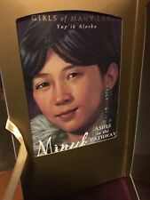 NEW American Girl, Doll of Many Lands, Minuk Alaska Yup'ik Eskimo NIB