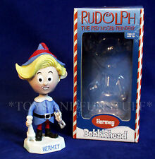 New HERMEY the DENTIST BOBBLEHEAD - Rudolph Red Nosed Reindeer CHRISTMAS Holiday