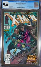 X-Men #266 CGC 9.6 - 1st Full Appearance of Gambit.  Mystique Appearance
