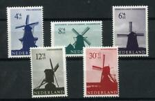 Nederland zomerzegels 1963 786-790 molens - POSTFRIS mills cat waarde € 9