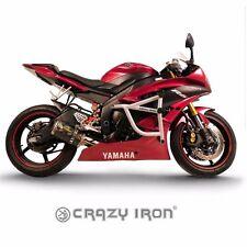 YAMAHA R6 06 - 16 Stunt Cage Crash Bars Crazy Iron