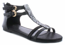 Calzado de niña negro color principal blanco