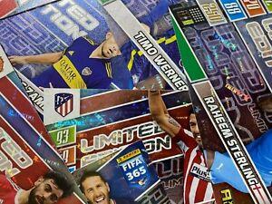 Adrenalyn Panini Fifa 365 2022 Limited Edition Entra E Scegli Choose