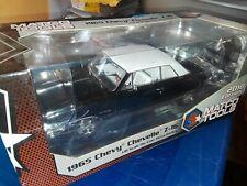 Matco Tools  2010 edition 1:18 1965 Chevelle SS 396  Black - White interior