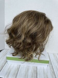 Lovely ESTETICA WREN Wig Lace Front,Mono Part,Natural Feel Synthetic Pre-owned