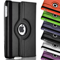 PU Leather Rotate Stand Case Cover For Apple iPad Air 1st Gen A1474 A1475 A1476