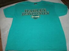 Harley Davidson short sleeve t shirt size Xtra Large Adamac, Jacksonville, FLA