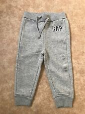 Baby Gap Jogging Bottoms, Grey, 18-24 Months, Brand New