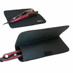 EXTREME HEAT MAT for Hair Straighteners| Glamza Hair Straightener Heat Proof Mat