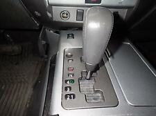 2007 ARMADA: Shifter Assembly