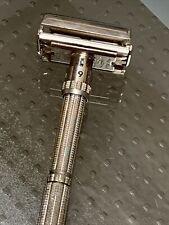 Gillette  Adjustable | Rasierhobel, Nassrasierer  Fatboy G- 4 aus dem Jahr 1961