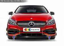 NEW Genuine Mercedes Benz MB A45 Classe 2015-W176 AMG Pare-choc avant grill L + R set