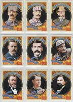 2014 Panini Golden Age Base Cards You Pick the Card, Finish Your Set