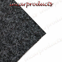 10m x 1.5m Grey Acoustic Cloth Carpet for parcel shelf boot van lining