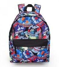 Eastwick CAPS Graffiti Girl Boys Backpack Rucksack Travel Work School Laptop Bag
