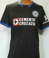 Men's Black Cementeros del Cruz Azul Replica Jersey (Large)