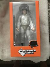 A Clockwork Orange Deluxe Alex Delarge Figure Malcom Mcdowell Mezco Rare Kubrick
