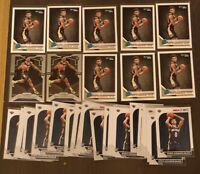 2019-20 Nickeil Alexander-Walker 50 Card Rookie Lot Panini Prizm Donruss Hoops
