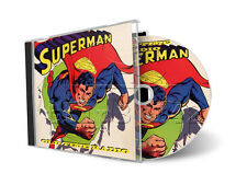 The ADVENTURES of SUPERMAN (OTR) Old Time Radio (mp3 DVD)