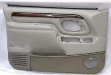 95-00 GMC Cadillac Escalade GMC Sierra TAHOE SUBURBAN INTERIOR LH DOOR PANEL OEM