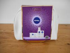 NEW NIVEA Indulgent Skin Elegance Bag & 3 Sensitive Products FREE UK POST