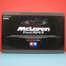 Tamiya 1/20 McLaren Ford MP4/8 [Grand Prix South Africa 1993] model kit #25172