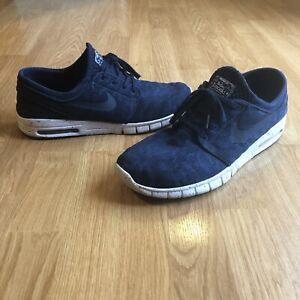 posición Atento Más temprano  Nike Sb Stefan Janoski Max Blue Athletic Shoes for Men for Sale |  Authenticity Guaranteed | eBay