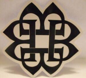 "Breaking Benjamin~Band~Decal Sticker Adhesive Vinyl~2 7/8"" x 2 7/8""~FREE US Mail"