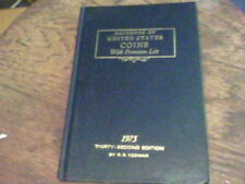 1975 Handbook of United States Coins by R.S. Yeoman
