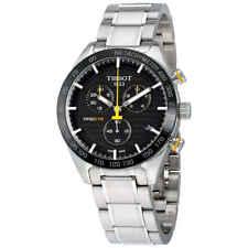 Tissot PRS 516 Chronograph Black Dial Men's Watch T1004171105100