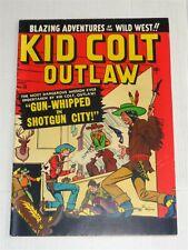 KID COLT OUTLAW #15 FN- (5.5) JULY 1951 MARVEL ATLAS COMICS **