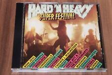 Various - Hard 'N Heavy Super Festival (1989) (CD) (Vertigo – 62 451 0)