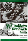 Raiders From Beneath The Sea - 1964 - Movie Poster