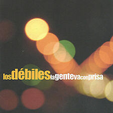 New: Los Dbiles: La Gente Va Con Prisa  Audio CD