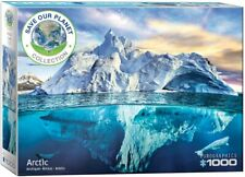 Save Our Planet! The Arctic 1000 piece jigsaw puzzle 680mm x 480mm (pz)