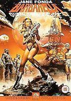 BARBERELLA / BARBARELLA - Cult Sci Fi Movie Jane Fonda DVD NEW / Sealed