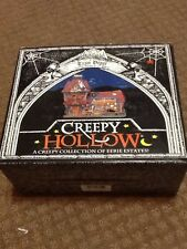 Creepy Hollow Train Depot Limited Edition Midwest Halloween Collectible