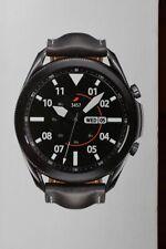 Samsung Galaxy Watch 3 45mm Stainless Steel Case (SM-R840) - Mystic Black