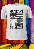 Outkast Stankonia Album Cover American Hip Hop Rap Men Women Unisex T-shirt 733
