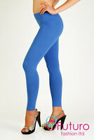 Winter Leggings Warm Thick Heavy Full Length Cotton All Sizes 8 - 22 P28